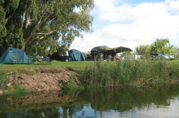 River Goose Camp Site
